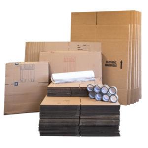 3-4 Bedroom House Kit